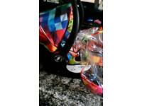 REDUCED Cosatto 0+ car seat pixelate group 0
