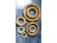 Wicker Rings