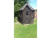 old summerhouse