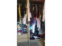 Big clothes selection for sale