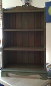 Antique Pine Shelves - Shabby Chic