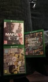 Xbox 1 games £30 or £10 each