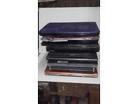 Job lot of laptops