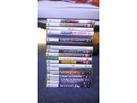 Collection of 19 Classic Xbox 360 Games ( Varied conditions )