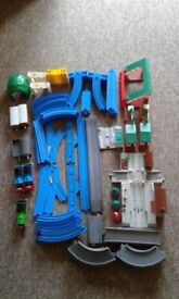 Thomas the Tank Train Set with Extras