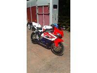 Honda Fireblade 1000rr