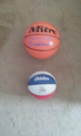 Basketballs (New)