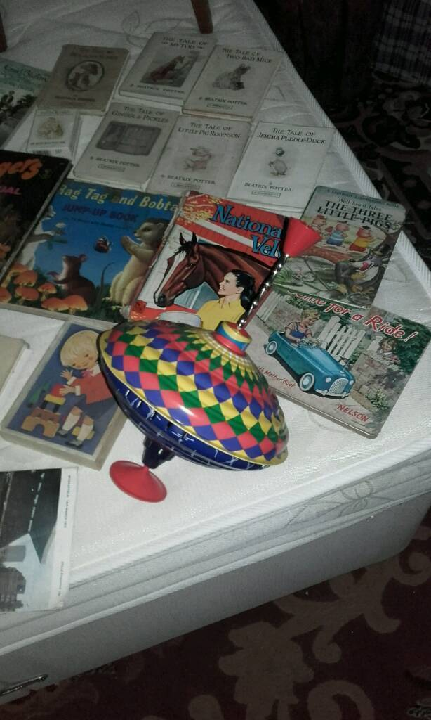 Collectable items