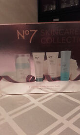 N0 7 skin care collection