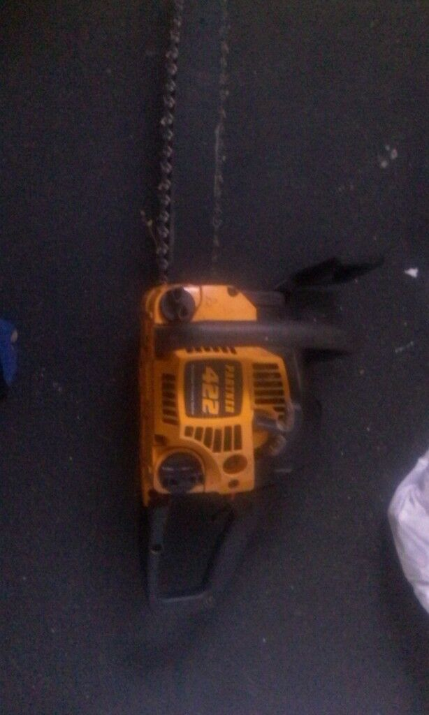 Partner 422 petrol chainsaw