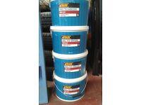 10ltr tubs of wall tile adhesive x three