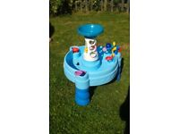 Little Tikes Toddler Water play table