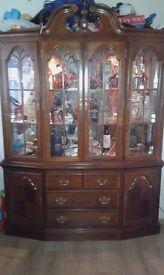 Big display cabinet/ dresser
