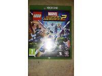 Xbox one Lego mavel super hero's 2 for sale