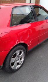 Audi A3 Spares & Repairs