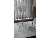 Cup cake stand plus other display or storage