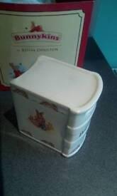 New boxed Royal Doulton Moneybox