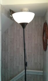 STANDARD LAMP FAB CONDITION WITH BULB