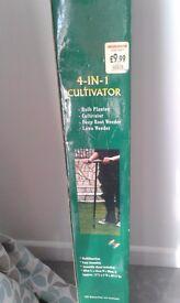 4 in 1 cultivator