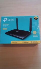 4G LTE router tp-link