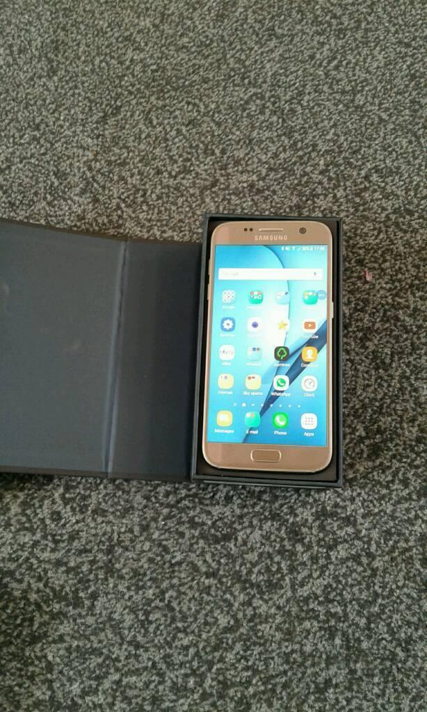 Samsung galaxy s7 32 gig