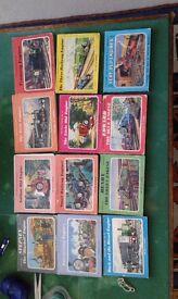 Set of original Rev Awdry Railway Books