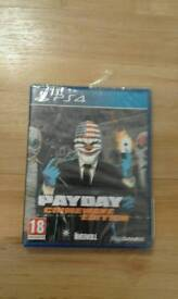 NEW PAYDAY 2 CRIMEWAVE EDITION