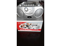 Alba Boom Box Portable Radio