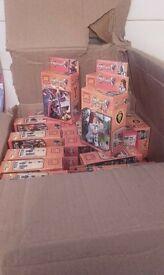 new mini lego figures { new & boxed}