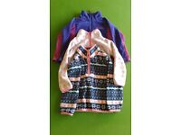 3 WARM WINTER FLEECES IN EXCELLENT CONDITION : AGE 2-3 YEARS