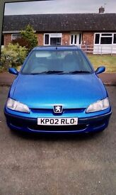 Peugeot 106 for sale