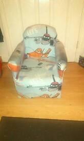 Disney's planes chair