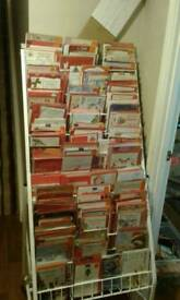 Christmas cards singles