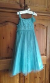 Monsoon Party Dress. Aged 8 -9 years.