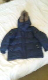 boys winter coat (BHS)