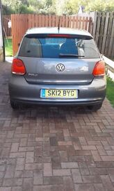 Excellent condition VW Polo 2012