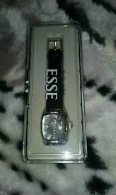 Brand new ladies black watch