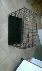 Foldable Pet Cage MEDIUM/LARGE