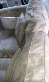 Sofa 3 seater from Creations. Very comfortable and modern.