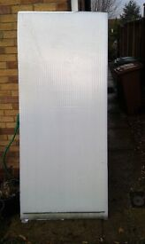 High Quality 25mm thick opal polycarbonate roof sheets x 8 pieces