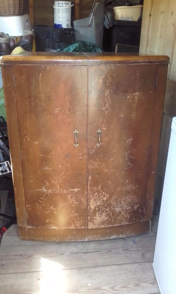 1950s drinks cabinet