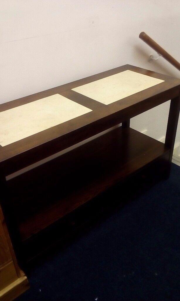Stunning console table perfect condition