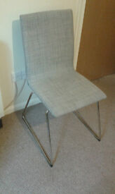 Ikea Volfgang dining chair, <12 months old (£33. New: £65)