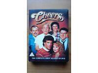 Cheers DVD box set.