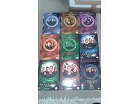 Stargate box set 1-9 DVD