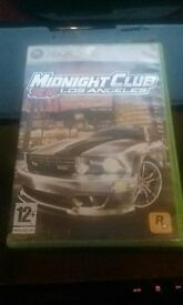 Midnight Club: Los Angeles (For Xbox 360) - Boxed