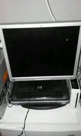 Hp monitor mapplewell cash only pick up drop if near too area