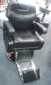 "Hairdressing Barber Chair Reclining Hydraulic Heavy Duty ""Big Boy""£349, Delivery Available"