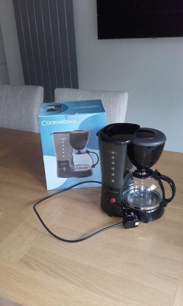 Cookworks Coffee Maker Brand New In West Moors Dorset Gumtree