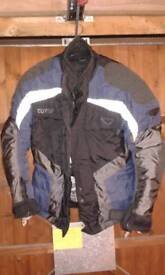 Immaculate - Motorcycle Jacket and Boots